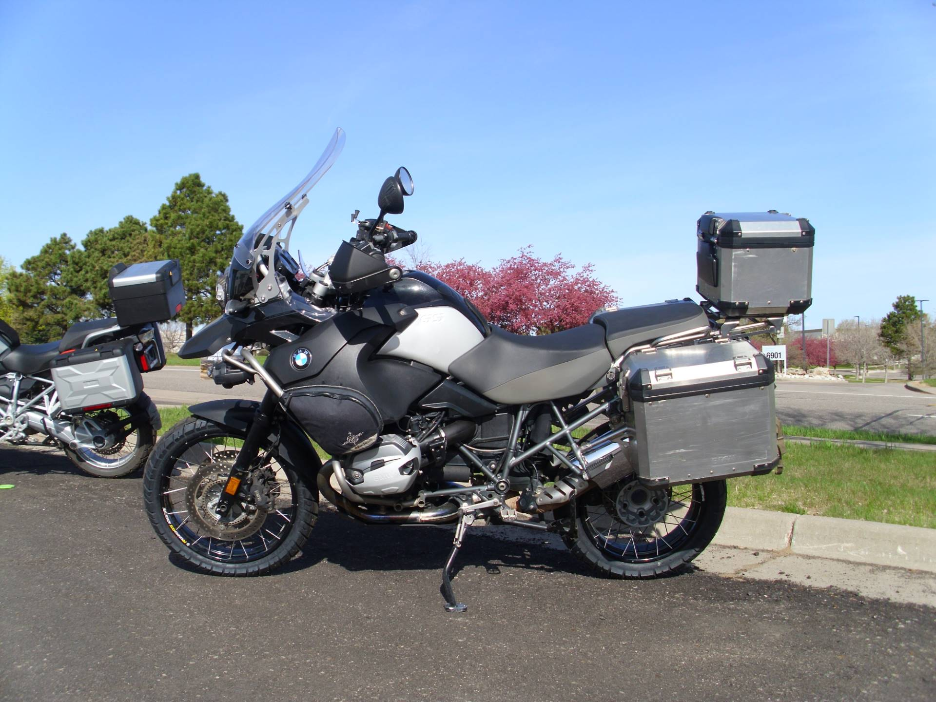 2012 BMW R 1200 GS Adventure in Centennial, Colorado - Photo 4
