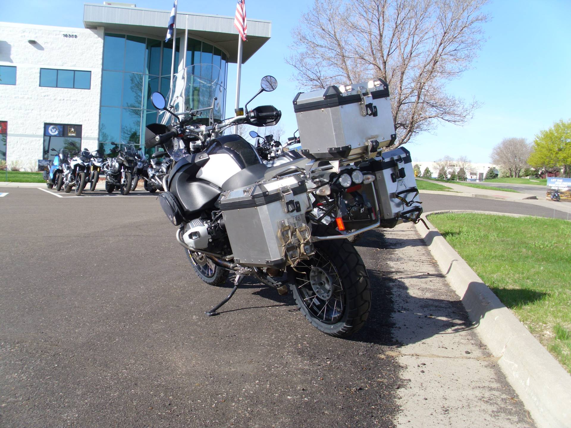 2012 BMW R 1200 GS Adventure in Centennial, Colorado - Photo 8