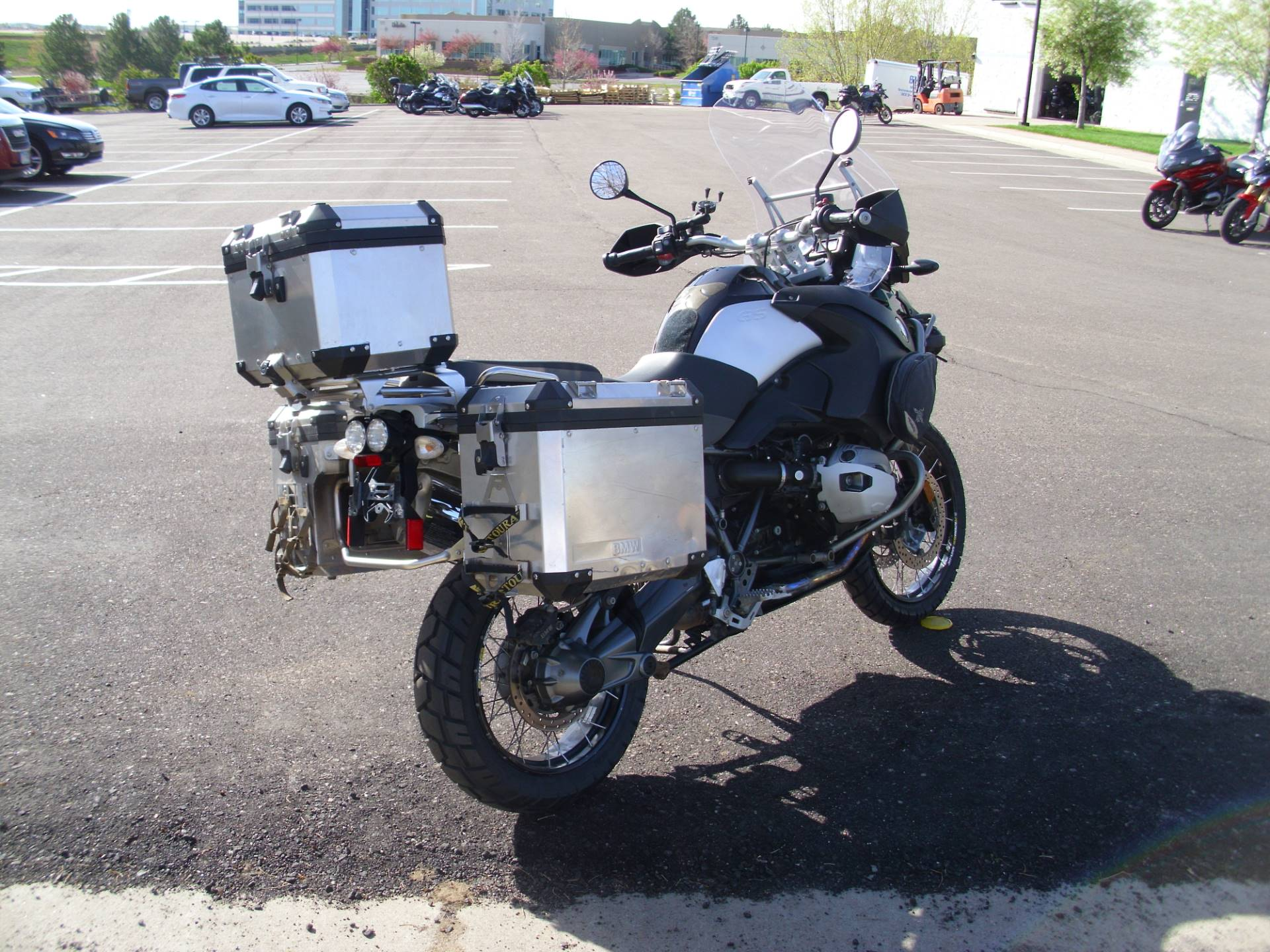 2012 BMW R 1200 GS Adventure in Centennial, Colorado - Photo 7