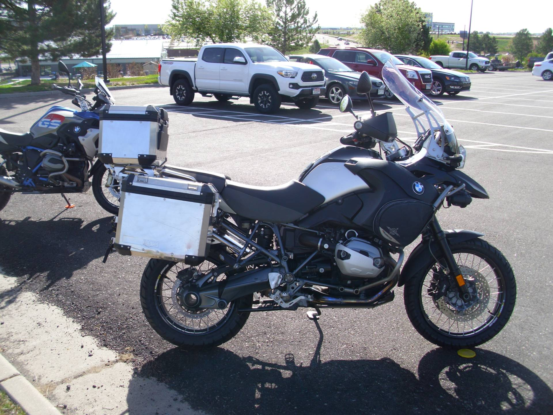 2012 BMW R 1200 GS Adventure in Centennial, Colorado - Photo 1