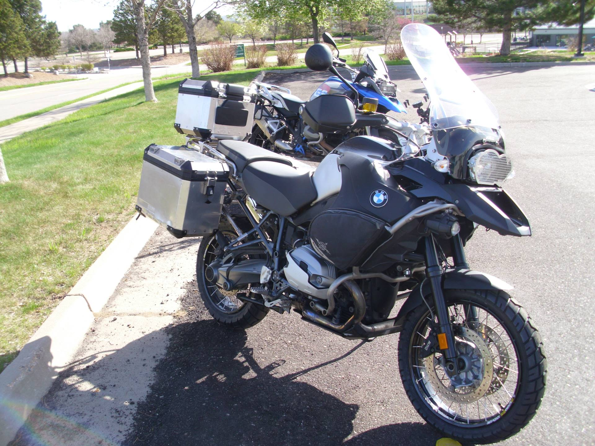 2012 BMW R 1200 GS Adventure in Centennial, Colorado - Photo 5