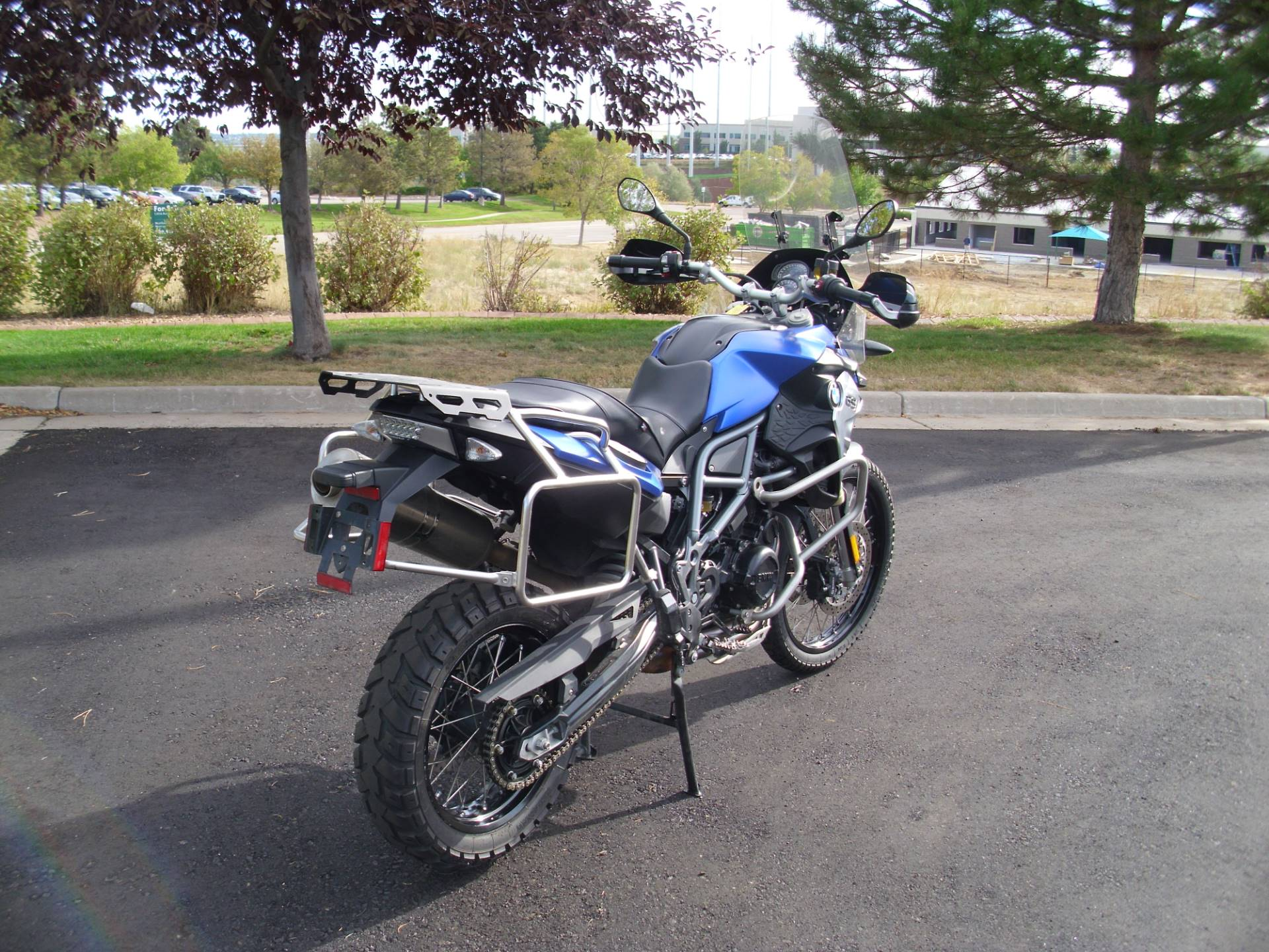 2016 BMW F 800 GS in Centennial, Colorado