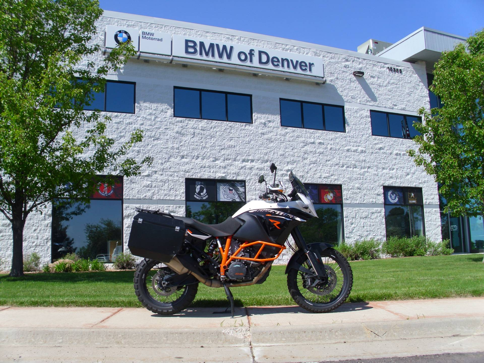 2015 KTM 1190 Adventure R in Centennial, Colorado - Photo 1