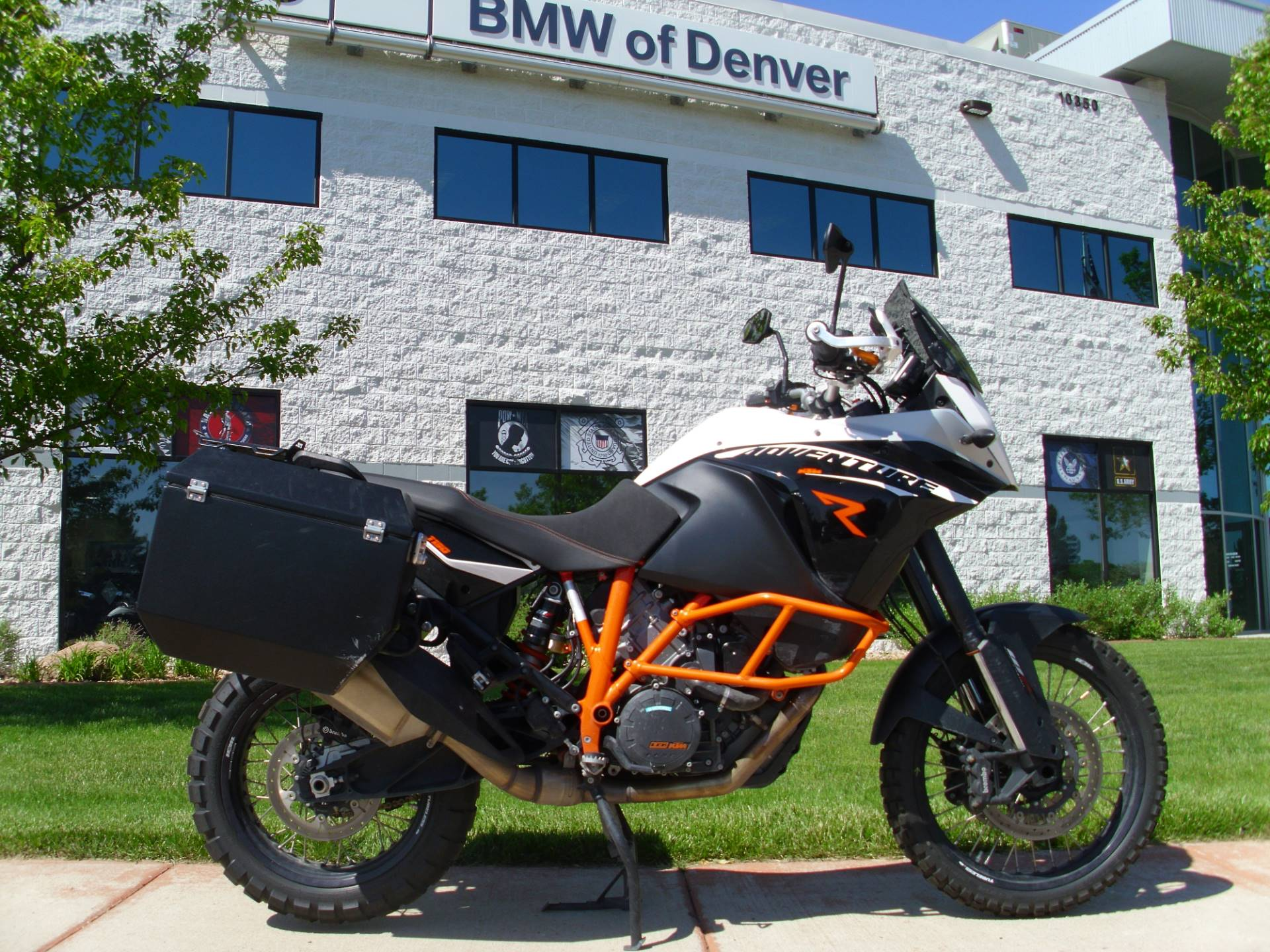 2015 KTM 1190 Adventure R in Centennial, Colorado - Photo 4