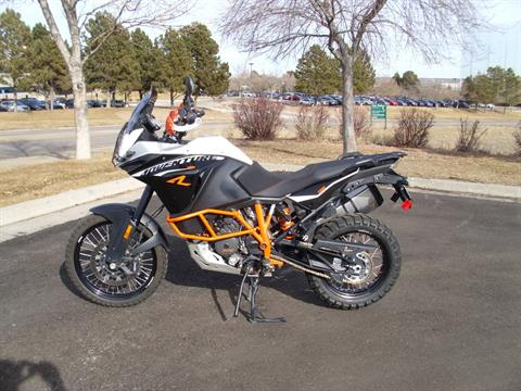 2015 KTM 1190 Adventure R in Centennial, Colorado