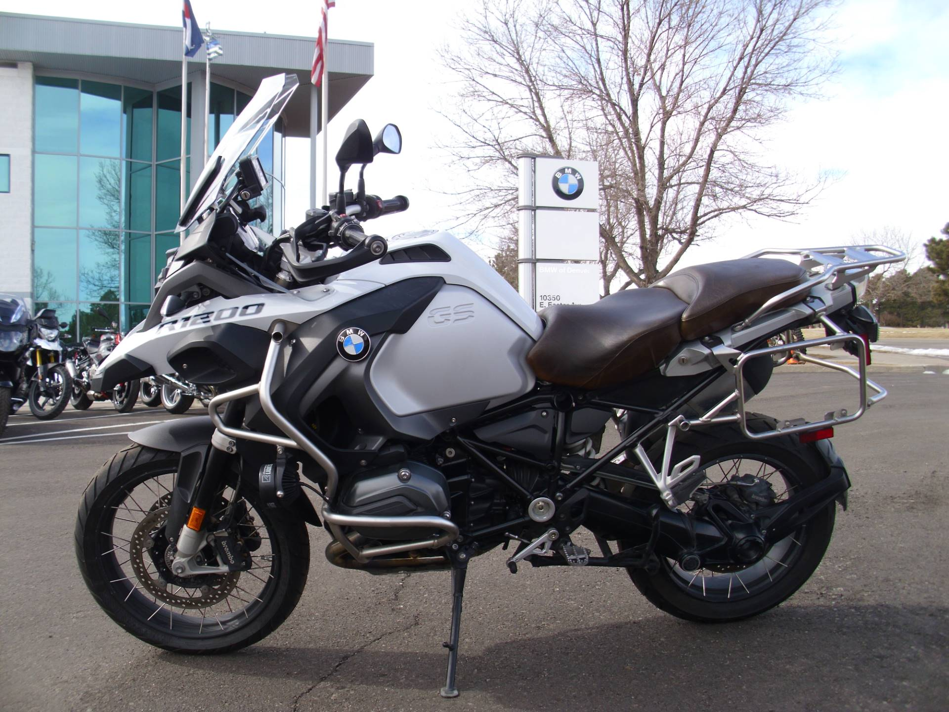 2016 BMW R 1200 GS Adventure in Centennial, Colorado - Photo 1