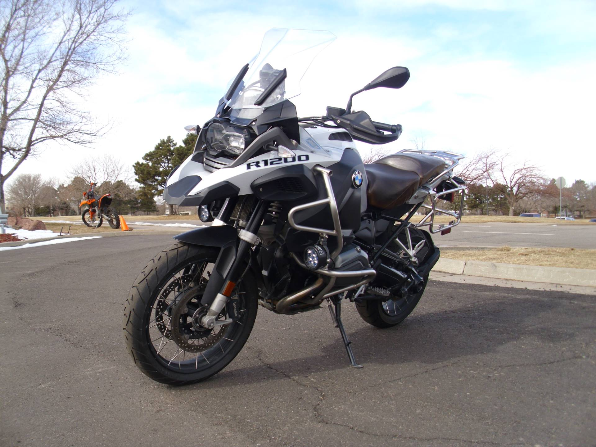 2016 BMW R 1200 GS Adventure in Centennial, Colorado - Photo 4
