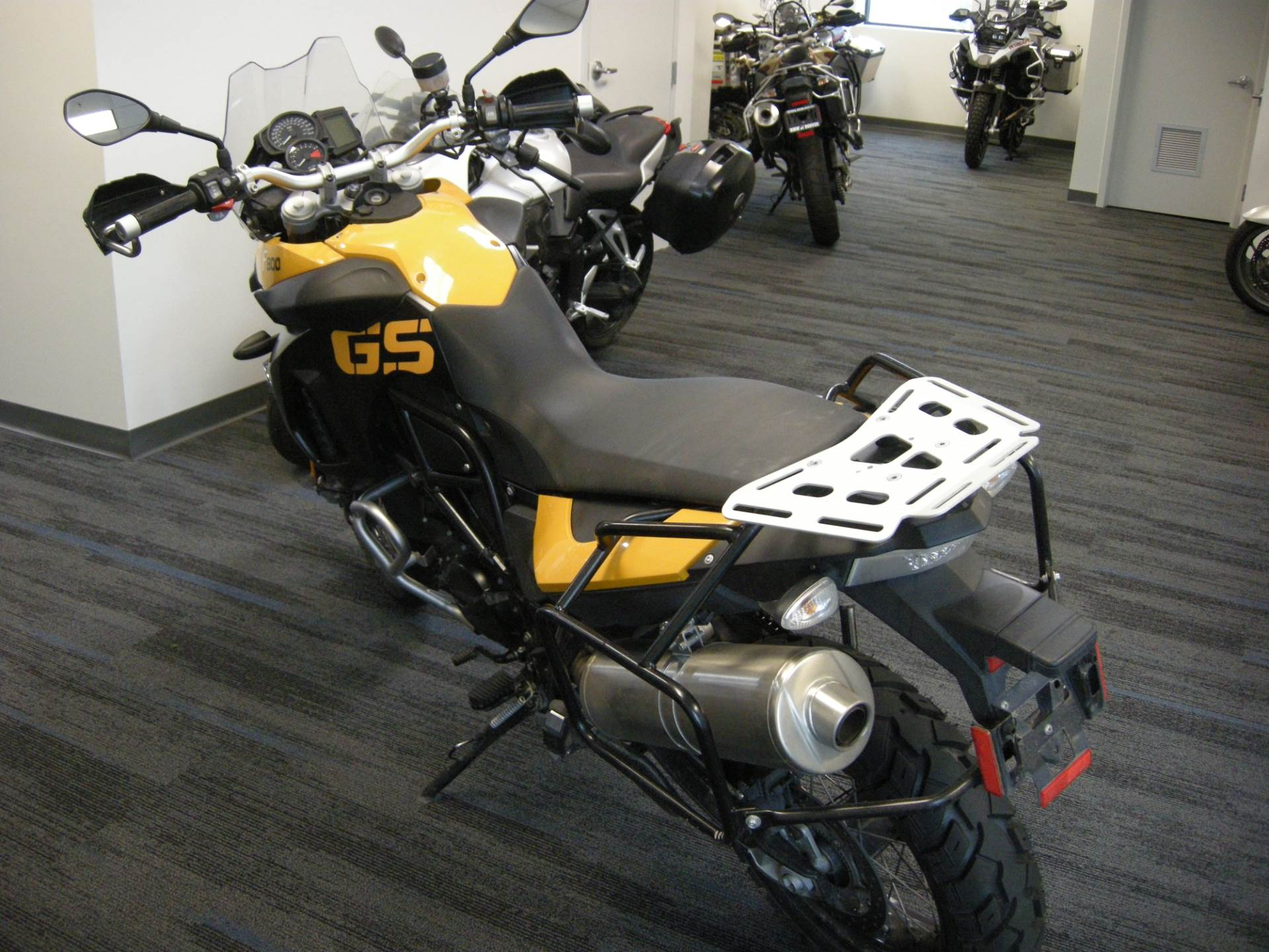 2009 BMW F 800 GS in Centennial, Colorado