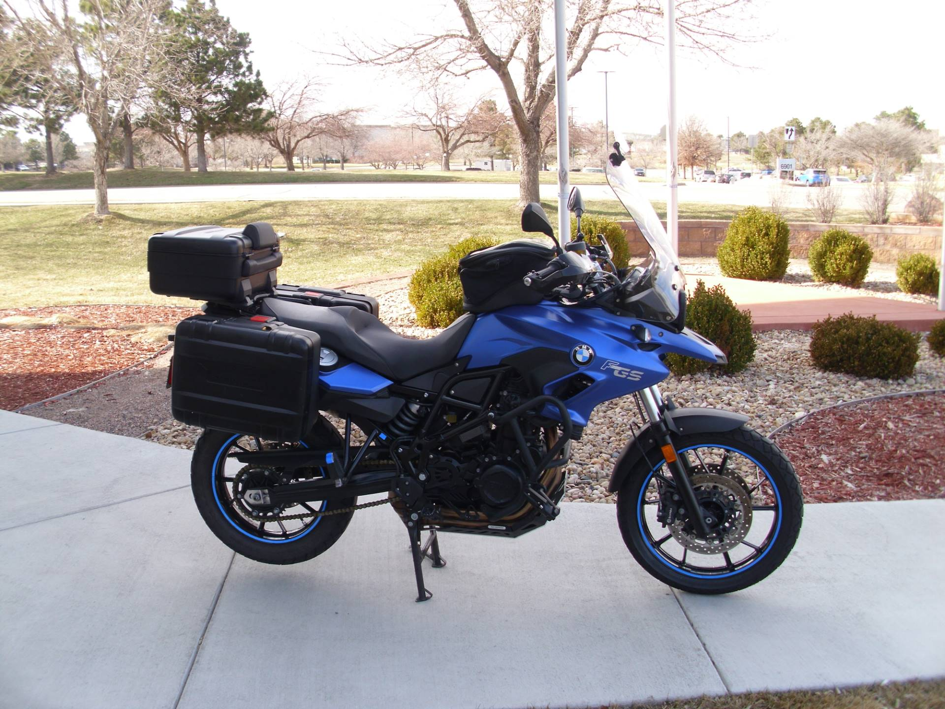 2015 BMW F 700 GS in Centennial, Colorado