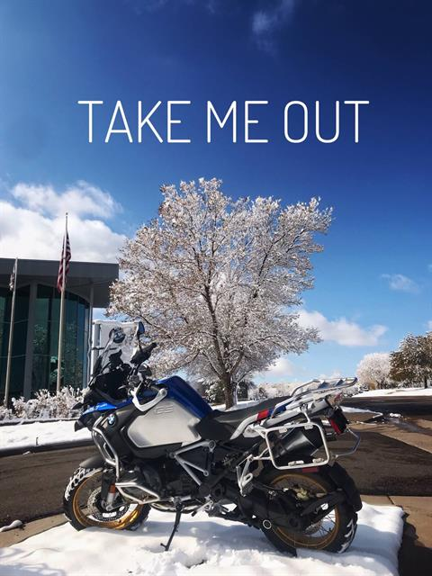 2019 BMW R 1250 GS Adventure in Centennial, Colorado - Photo 1