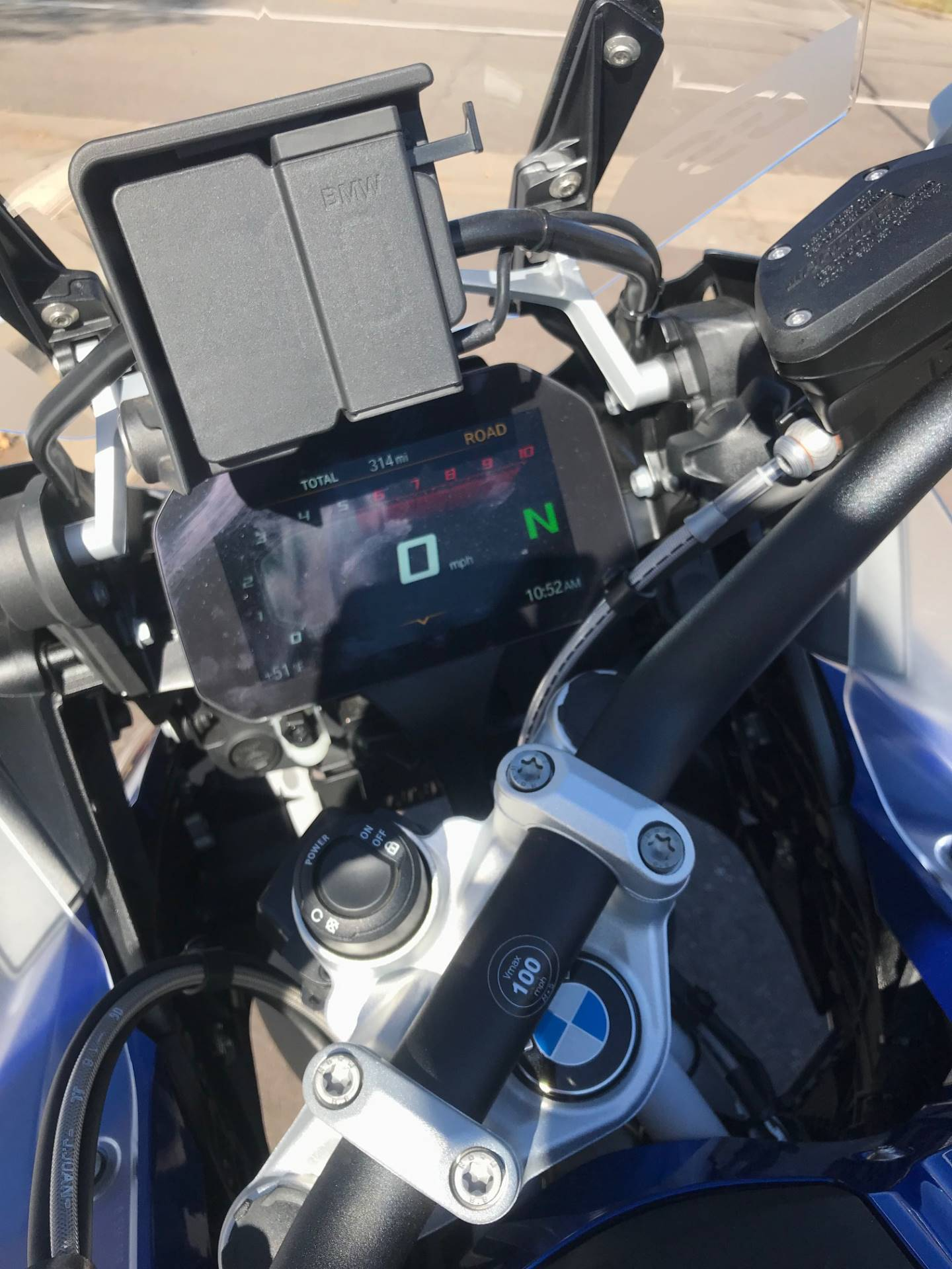 2019 BMW R 1250 GS Adventure in Centennial, Colorado - Photo 4