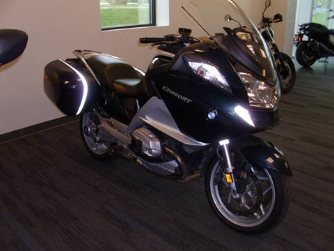 2012 BMW R 1200 RT in Centennial, Colorado - Photo 1