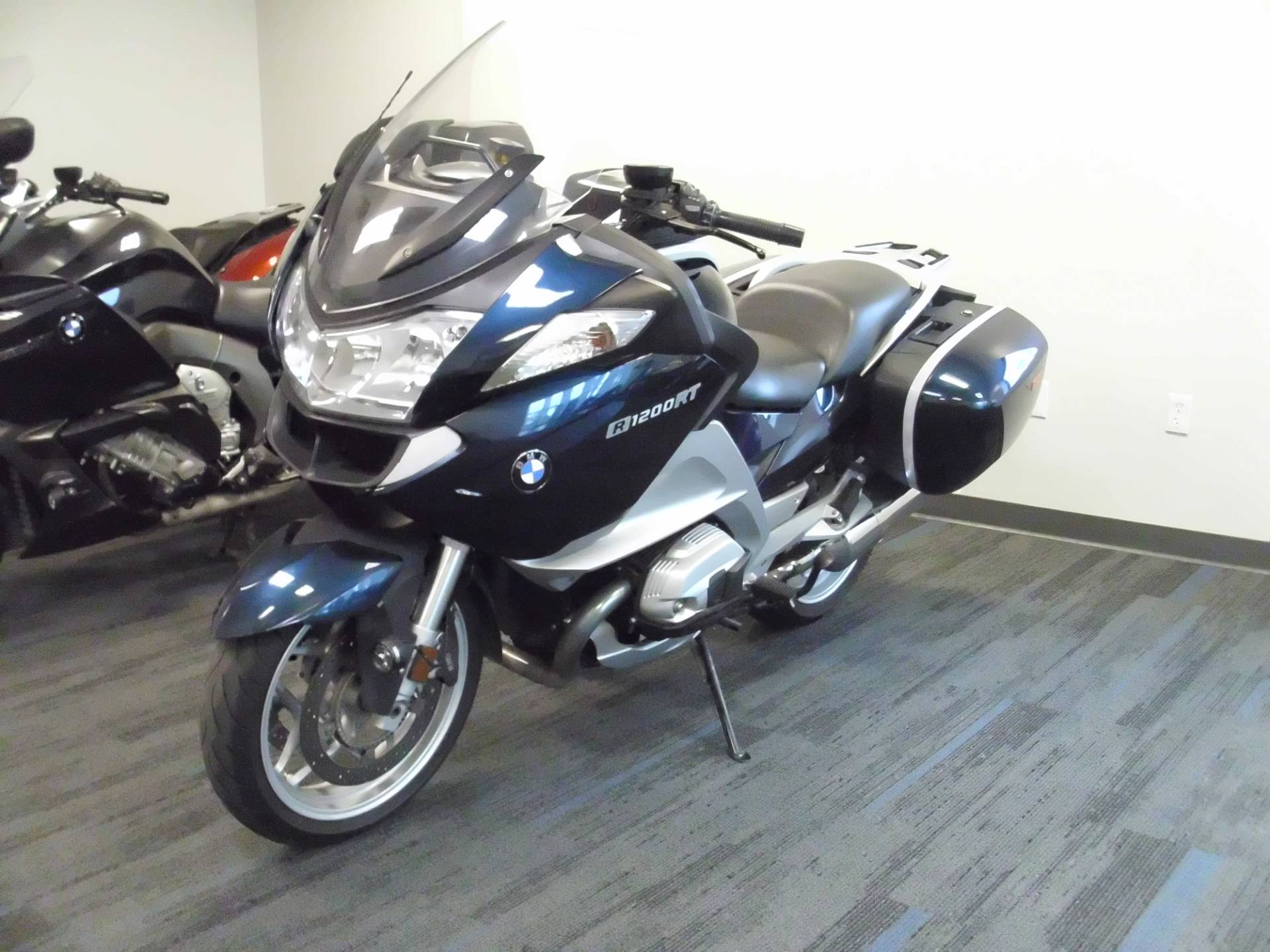 2012 BMW R 1200 RT in Centennial, Colorado - Photo 3
