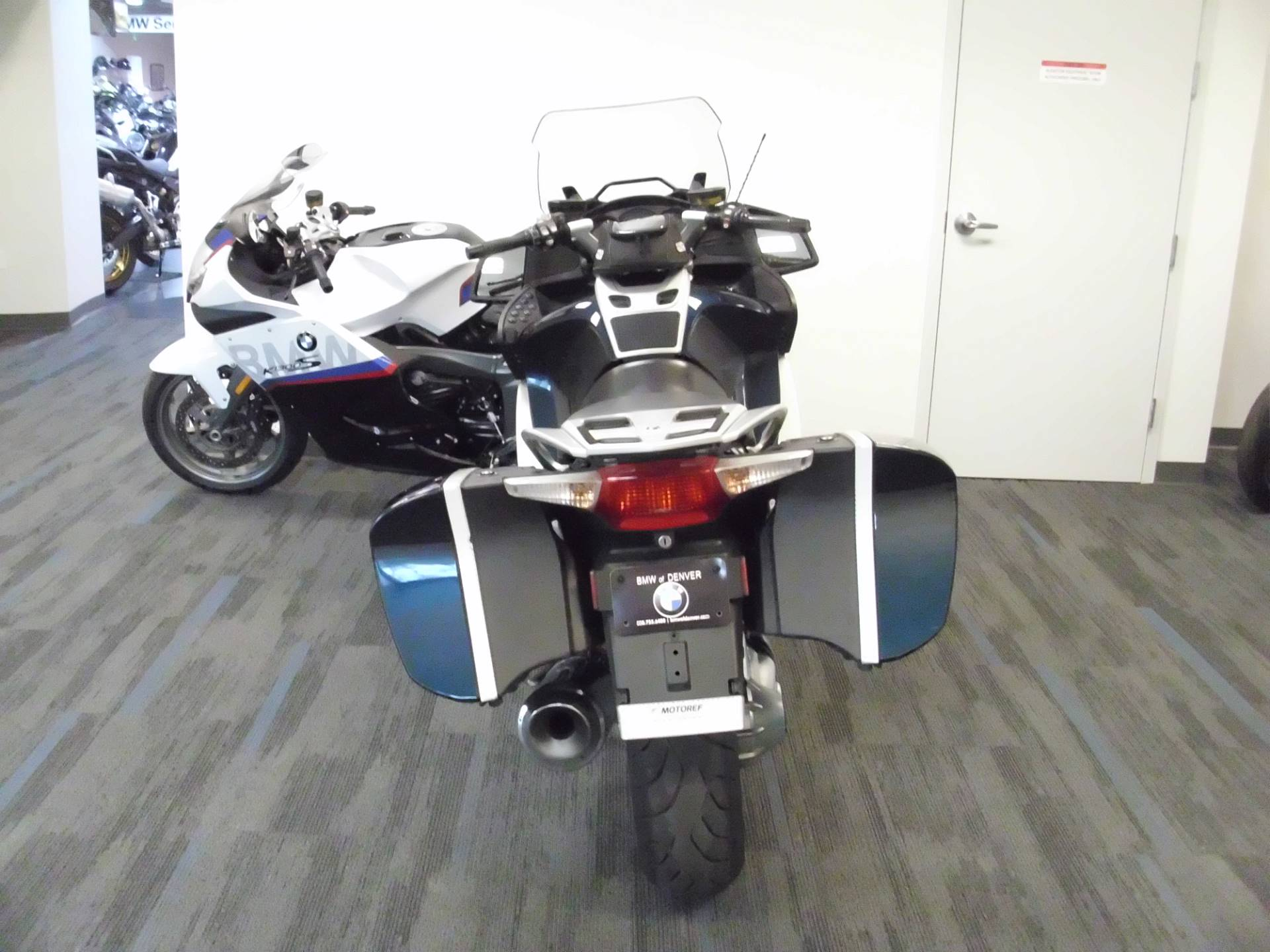 2012 BMW R 1200 RT in Centennial, Colorado - Photo 6