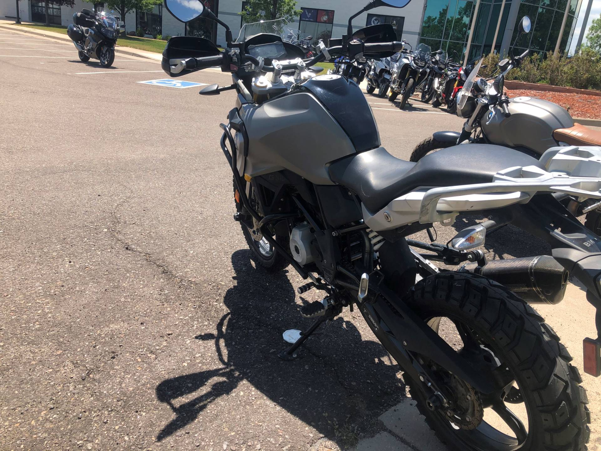 2018 BMW G 310 GS in Centennial, Colorado - Photo 4