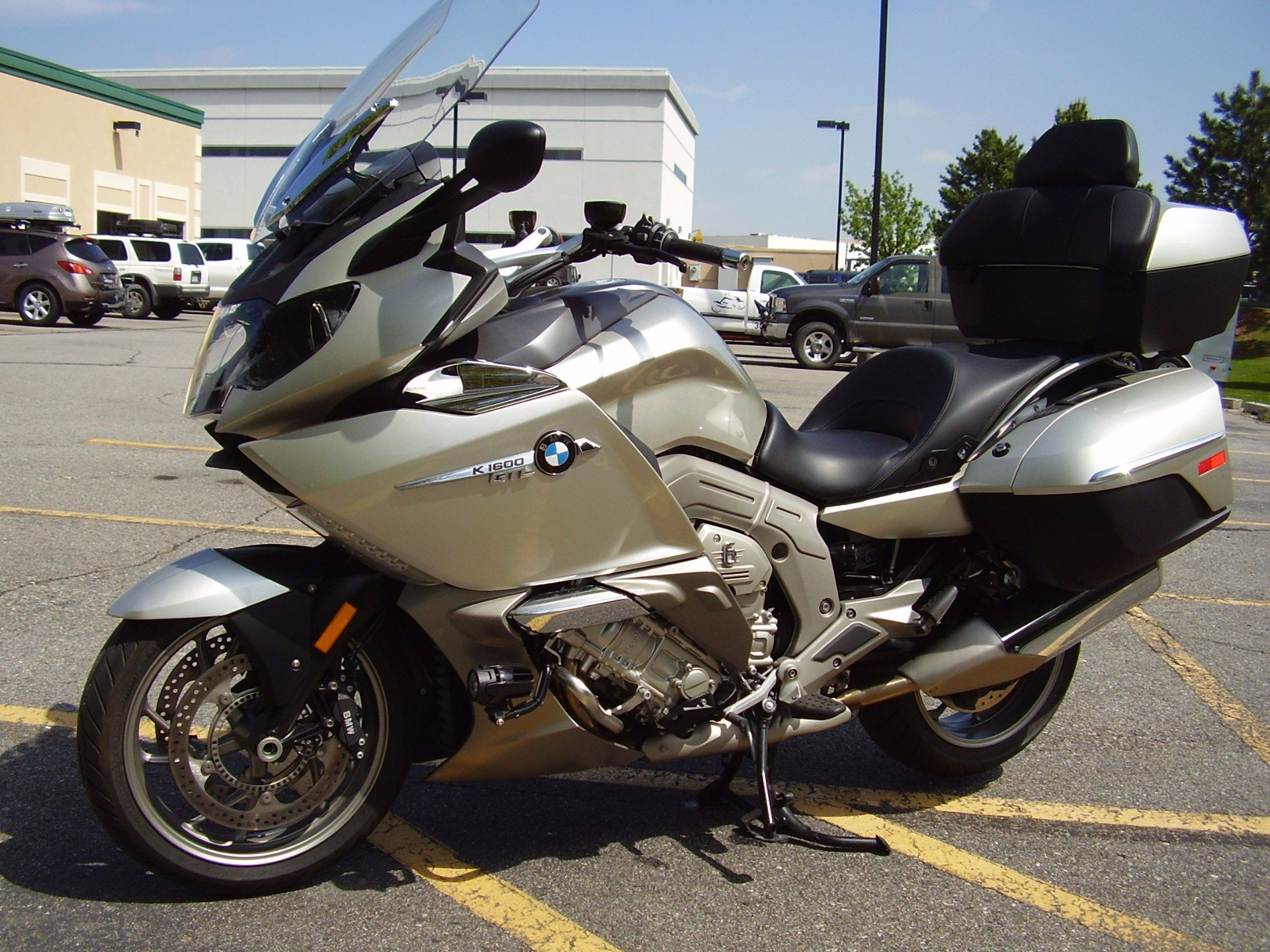 2012 BMW K 1600 GTL in Aurora, Colorado