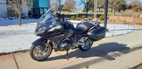 2019 BMW R 1250 RT in Centennial, Colorado - Photo 1