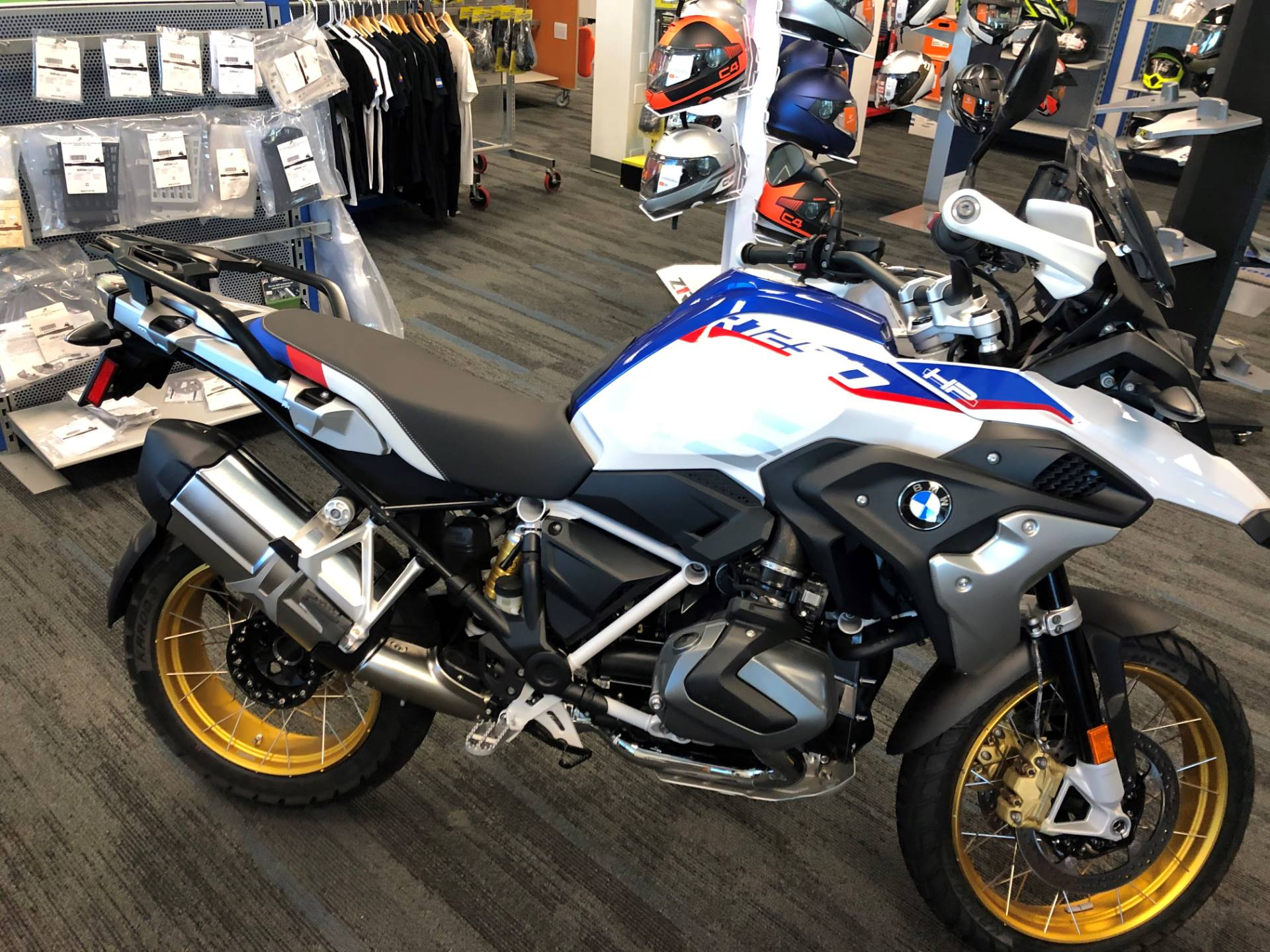2019 BMW R1250GS in Centennial, Colorado - Photo 1