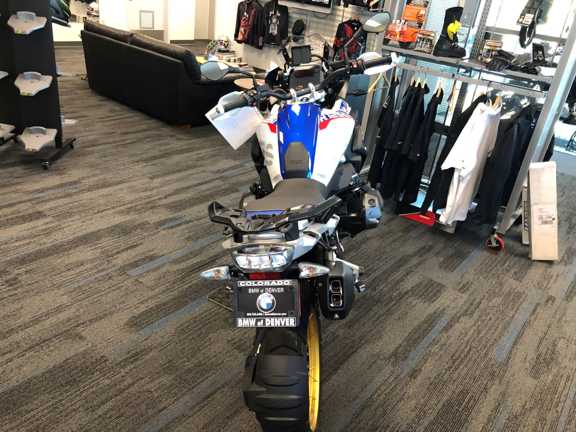 2019 BMW R1250GS in Centennial, Colorado - Photo 4