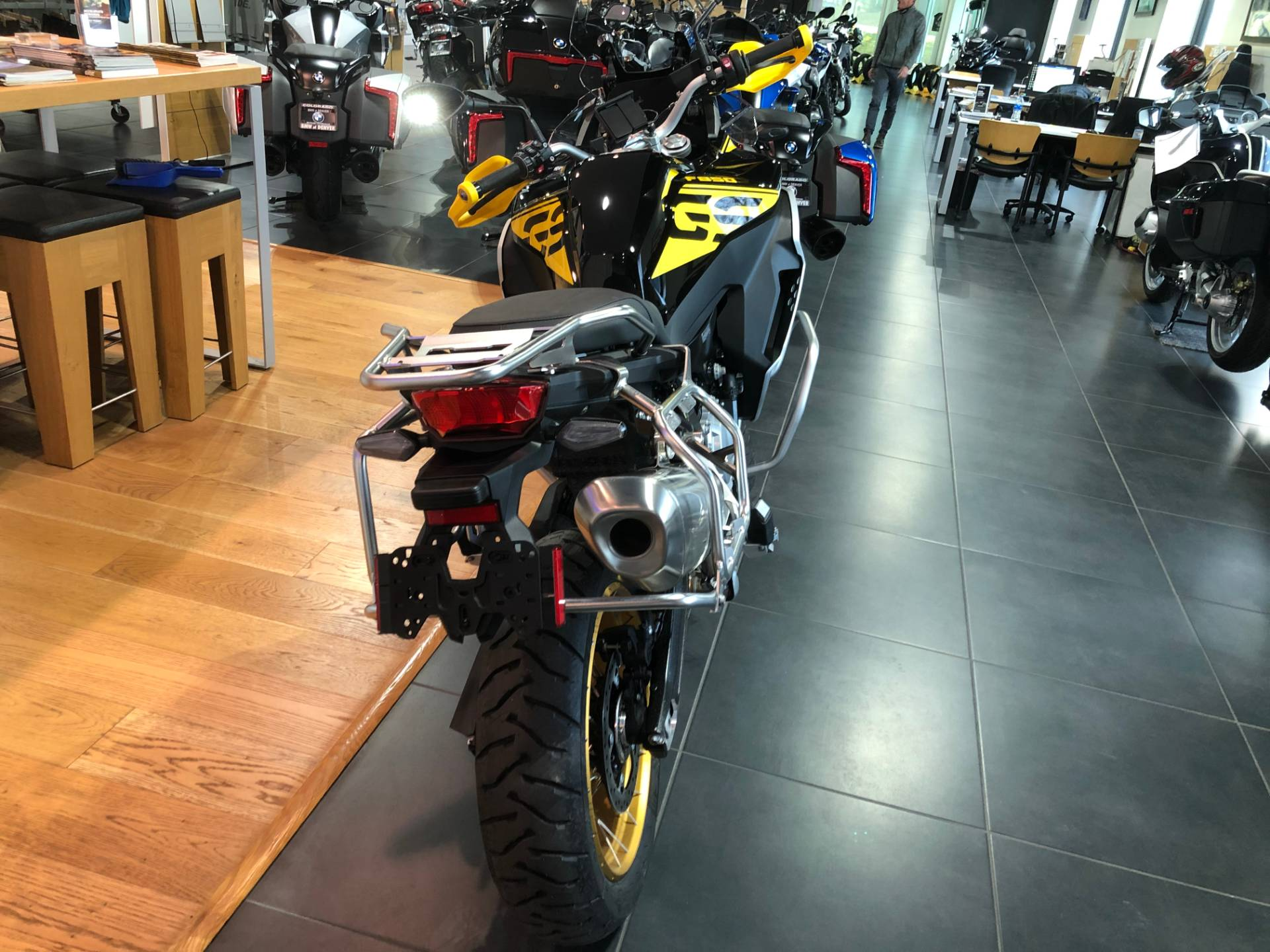2021 BMW F 850 GS Adventure - 40 Years of GS Edition in Centennial, Colorado - Photo 4