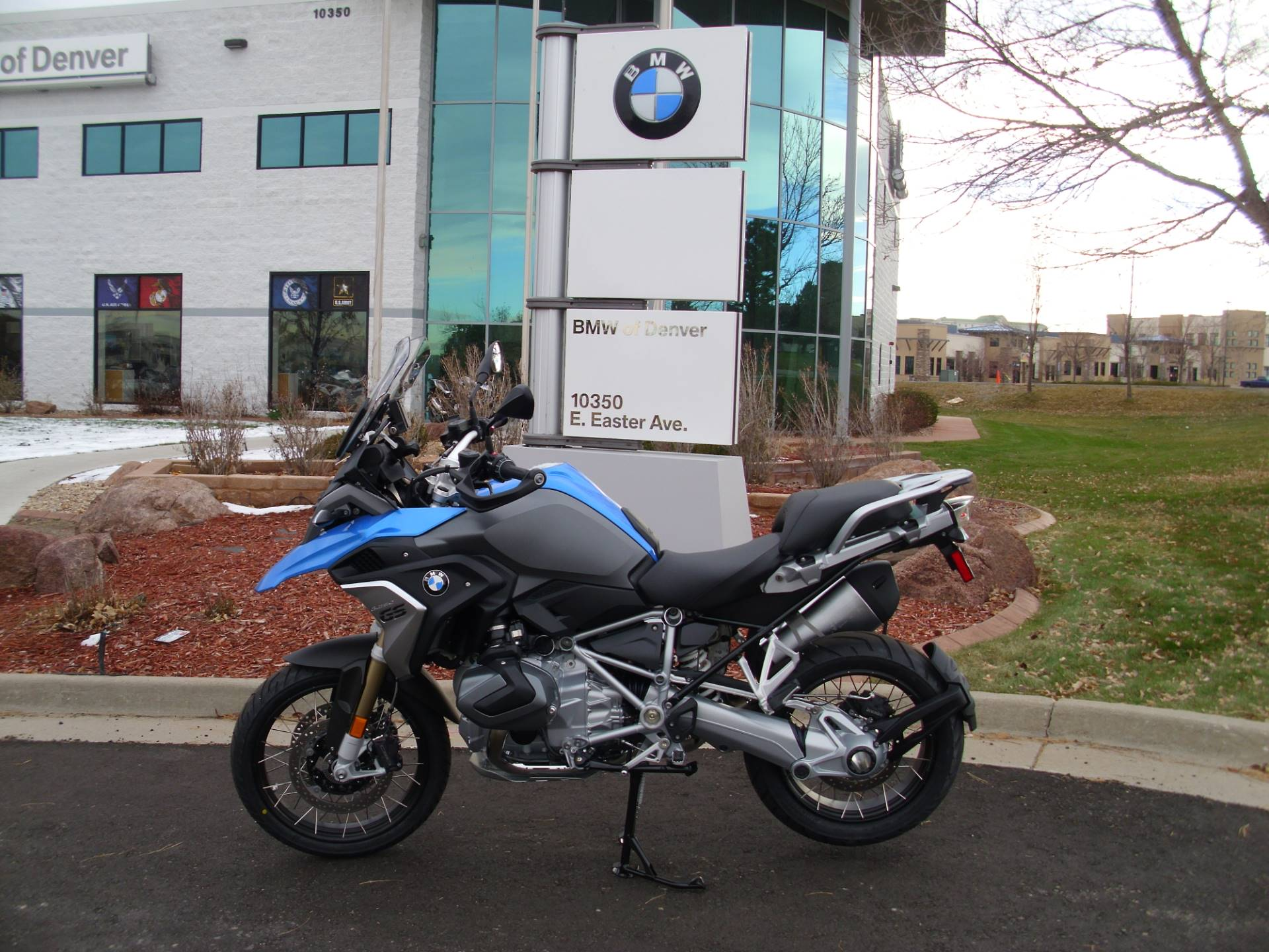 2019 Bmw R 1250 Gs In Centennial Colorado
