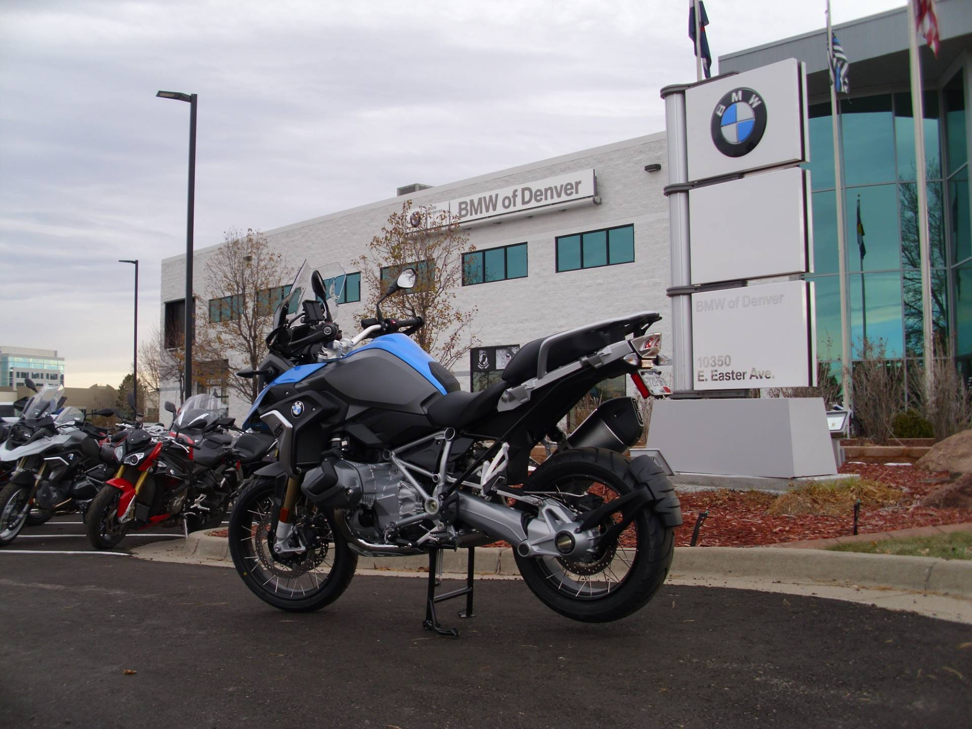 2020 BMW R 1250 GS in Centennial, Colorado - Photo 8