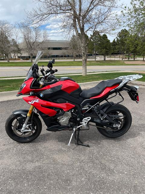 2016 BMW S 1000 XR in Centennial, Colorado - Photo 1