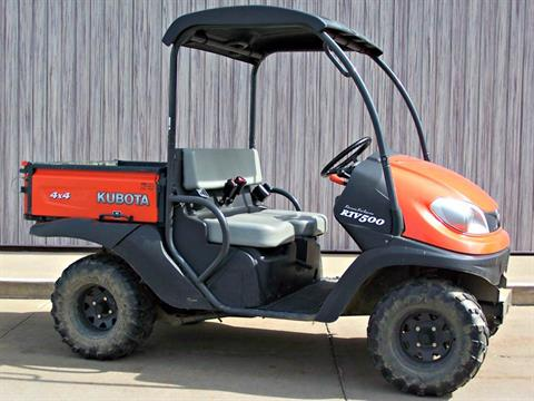 2009 Kubota RTV500 in Erie, Pennsylvania