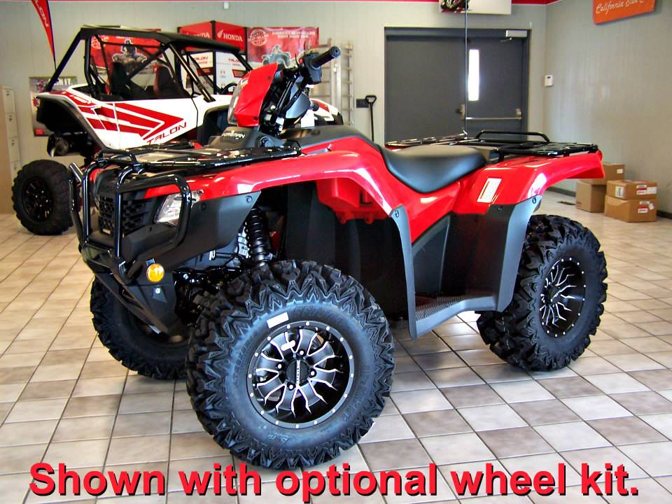 2021 Honda FourTrax Foreman 4x4 in Erie, Pennsylvania - Photo 2