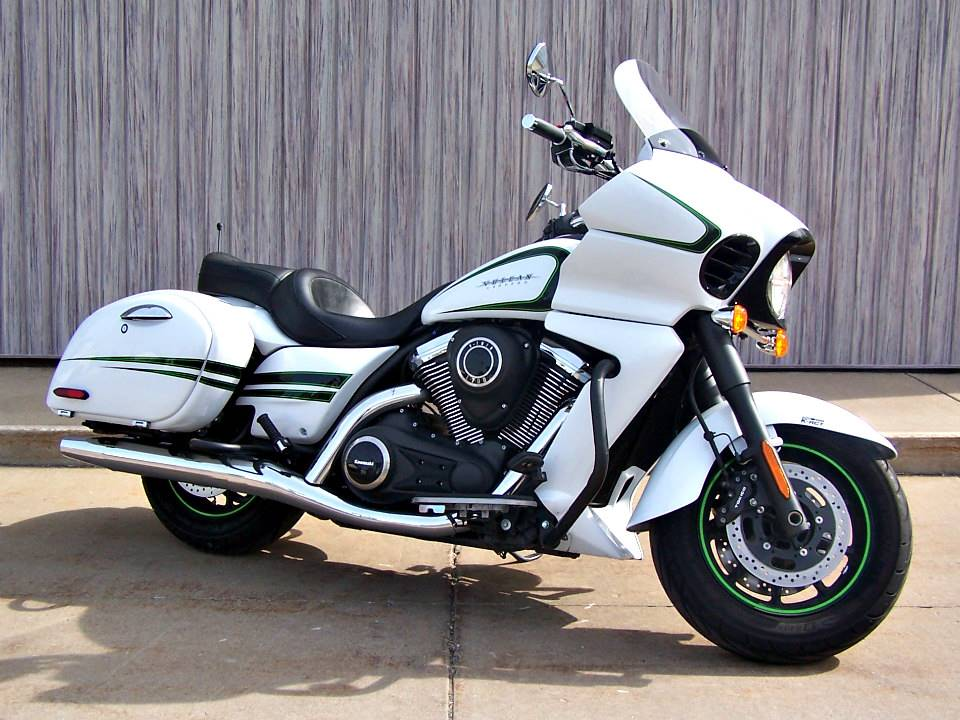 2016 Kawasaki Vulcan 1700 Vaquero ABS in Erie, Pennsylvania - Photo 2