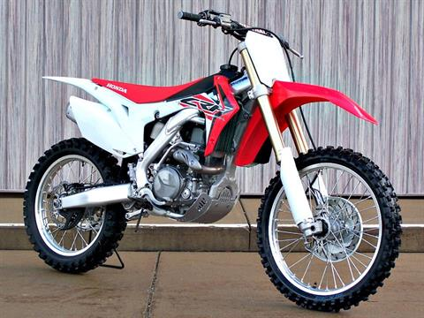 2016 Honda CRF450R in Erie, Pennsylvania