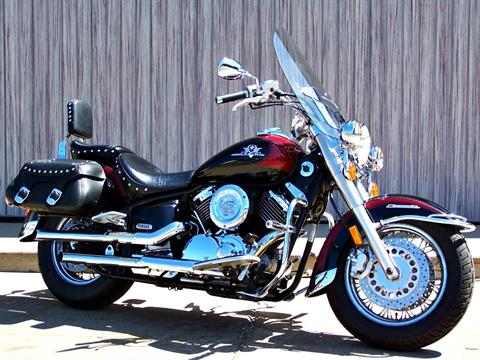 2002 Yamaha V Star 1100 Silverado in Erie, Pennsylvania