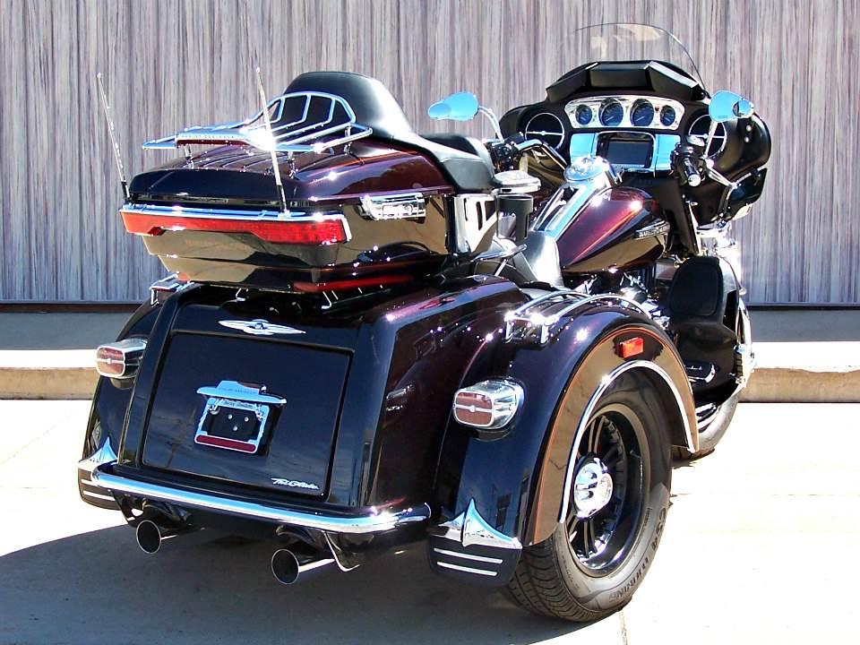 2014 Harley-Davidson Tri Glide® Ultra in Erie, Pennsylvania