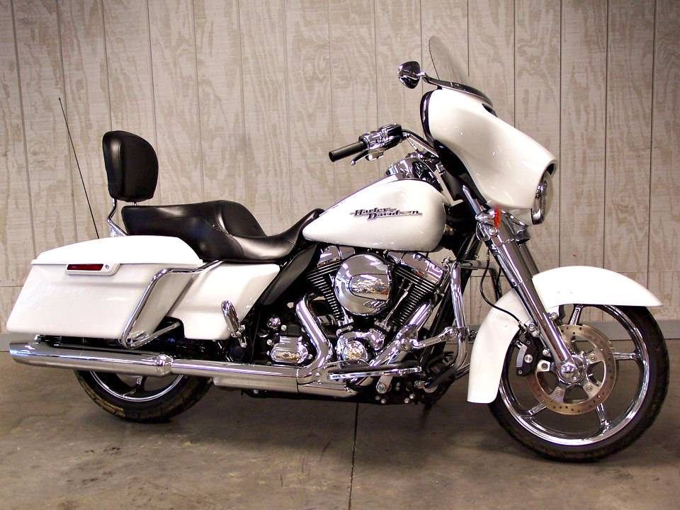 2016 Harley Davidson Street Glide In Erie Pennsylvania