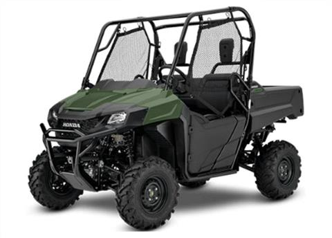 2018 Honda Pioneer 700 in Erie, Pennsylvania