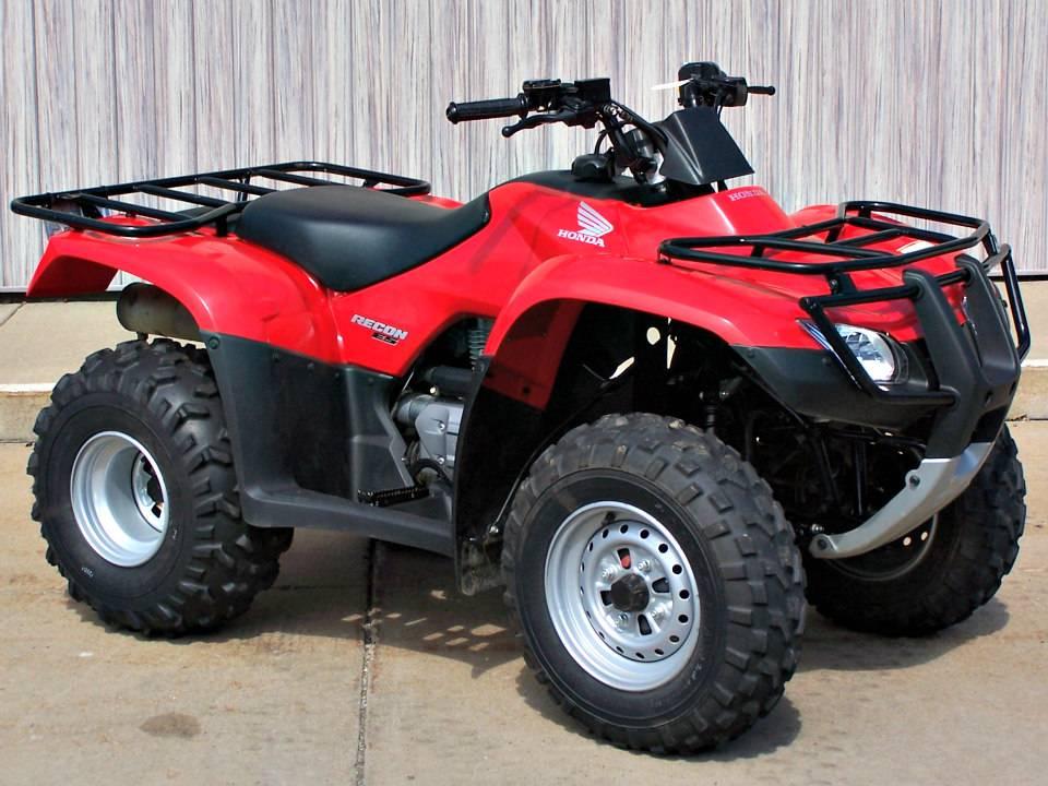 2007 Honda FourTrax Recon ES for sale 174580