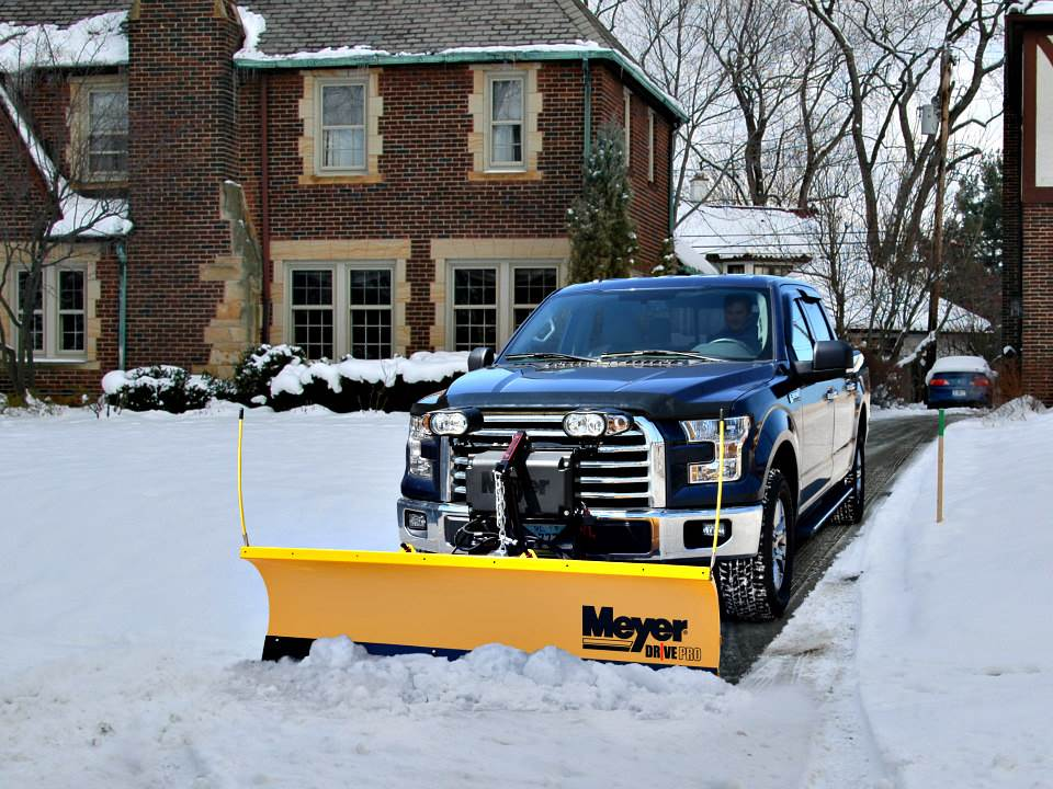 2017 Meyer Drive Pro 7 Ft. 6 In. Single Pull in Erie, Pennsylvania
