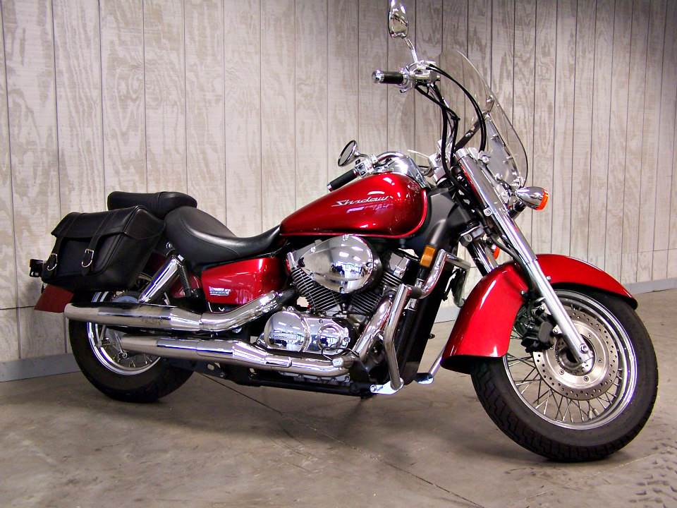 2011 Honda Shadow Aero® in Erie, Pennsylvania
