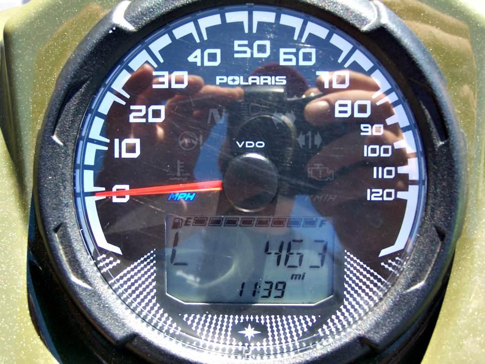 Polaris Sportsman 570 Speedometer