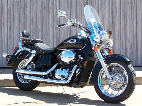 2002 Honda Shadow Ace 750 Deluxe in Erie, Pennsylvania