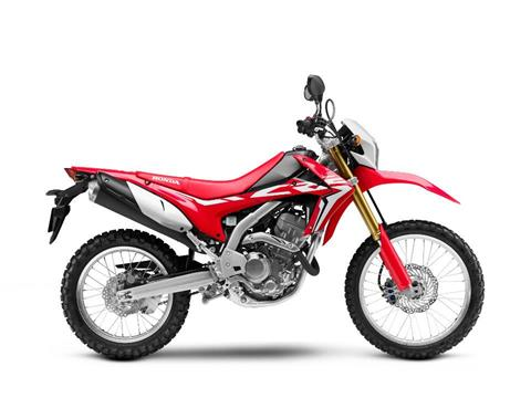 2017 Honda CRF250L in Erie, Pennsylvania