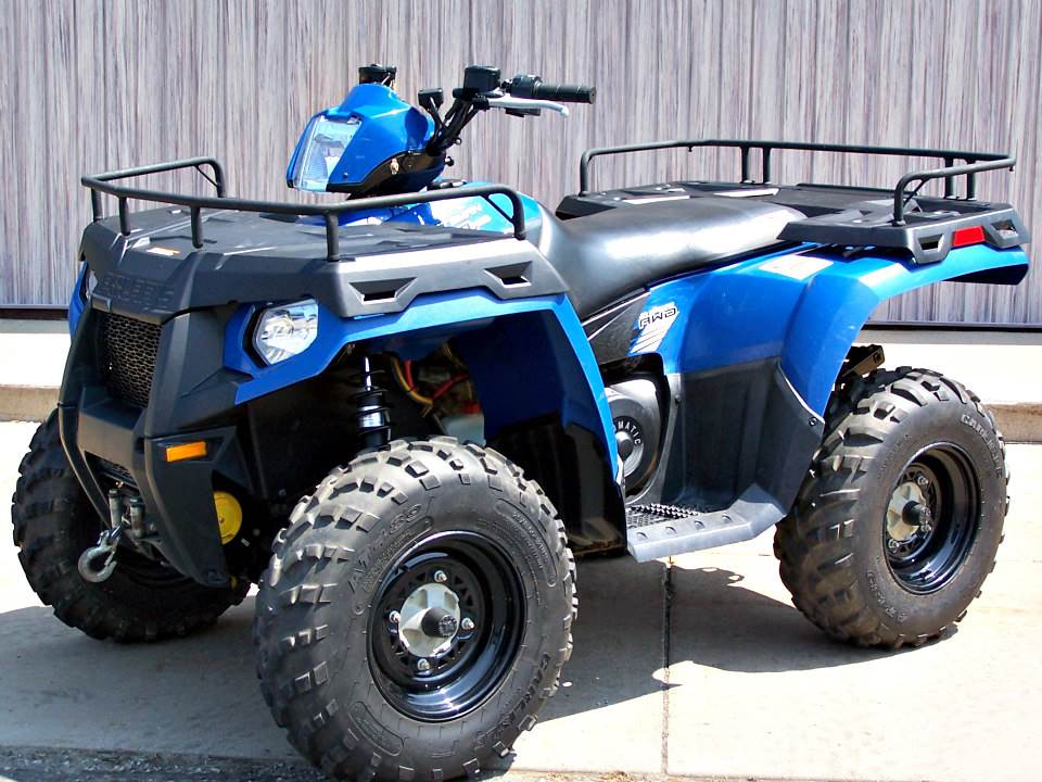 2014 Polaris Sportsman® 400 H O  in Erie, Pennsylvania