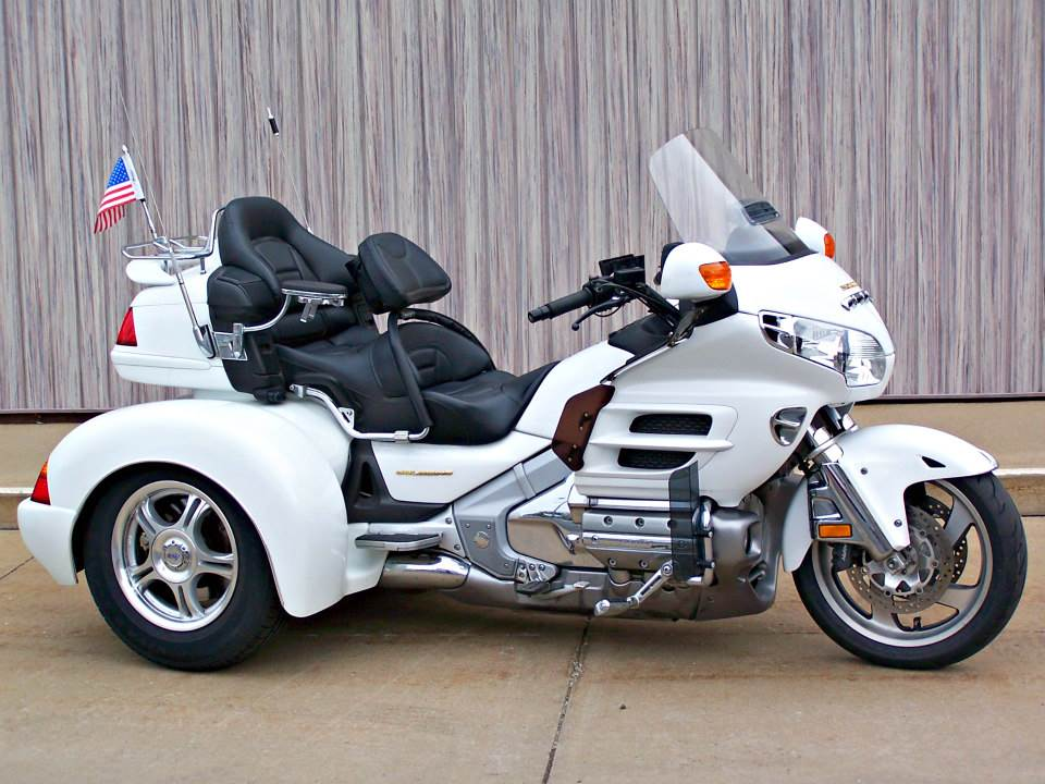 2004 Honda Gold Wing Trike in Erie, Pennsylvania