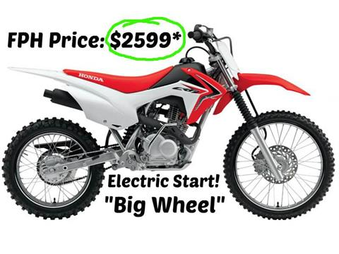 2014 Honda CRF®125FB (Big Wheel) in Erie, Pennsylvania