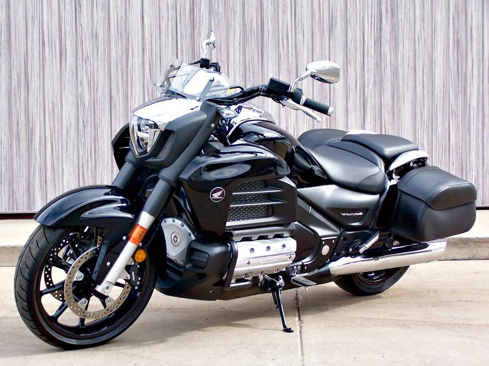 2014 Honda Gold Wing® Valkyrie® in Erie, Pennsylvania