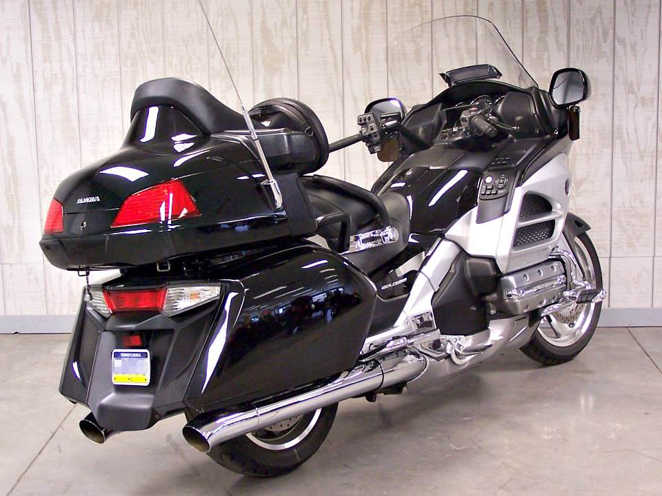 2012 Honda Gold Wing® ABS in Erie, Pennsylvania - Photo 4