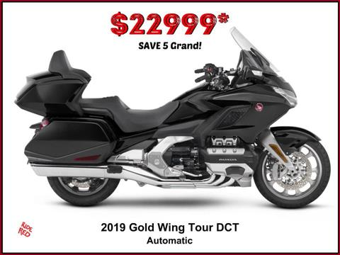 2019 Honda Gold Wing Tour Automatic DCT in Erie, Pennsylvania