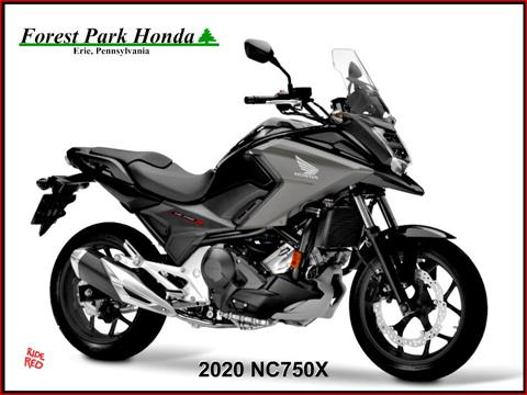 2020 Honda NC750X in Erie, Pennsylvania