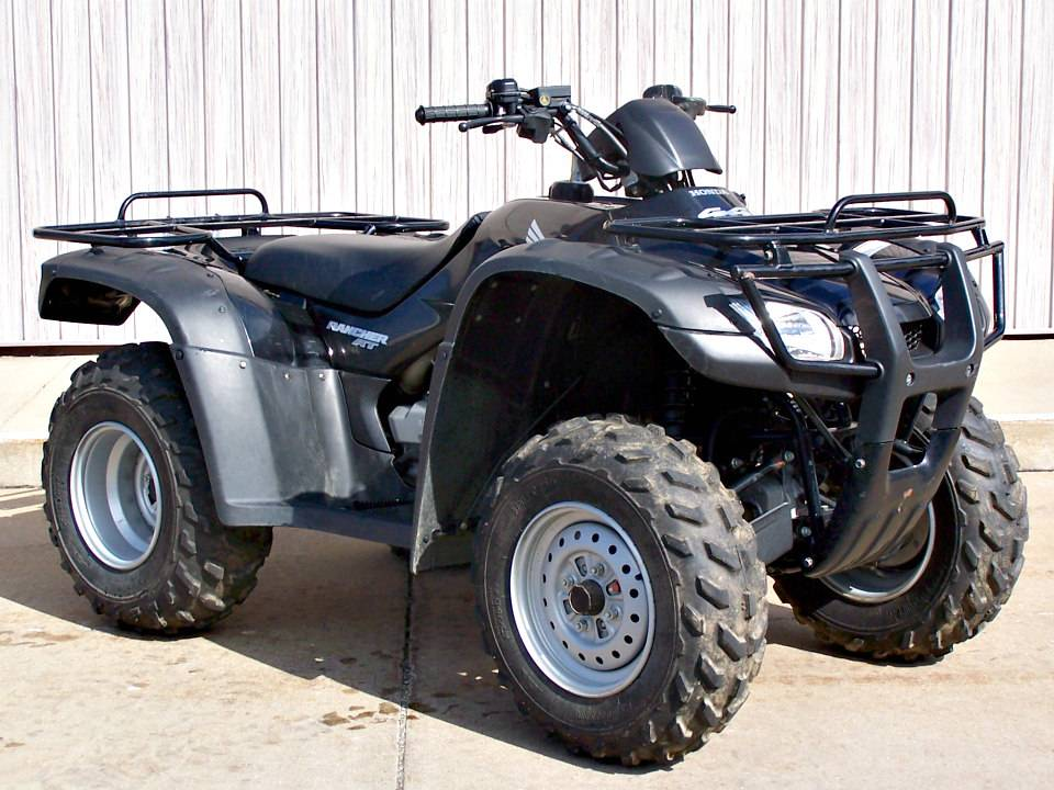 2006 Honda FourTrax® Rancher™ AT in Erie, Pennsylvania - Photo 1