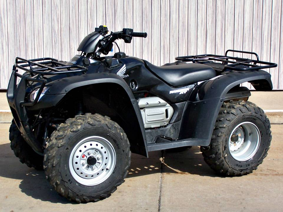 2006 Honda FourTrax® Rancher™ AT in Erie, Pennsylvania - Photo 3